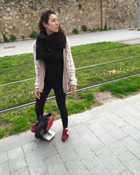 Airwheel X3 electric unicycle