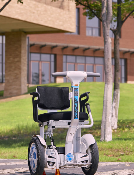 Airwheel A6TS balance electric wheelchair
